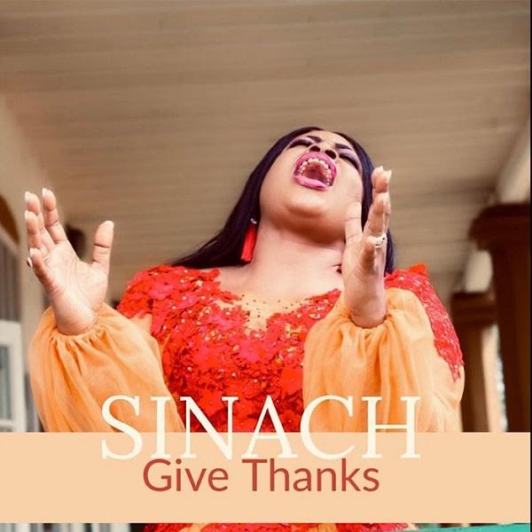 LYRICS: Sinach - Give Thanks