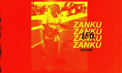 Mr Eazi Zanku Leg Riddim