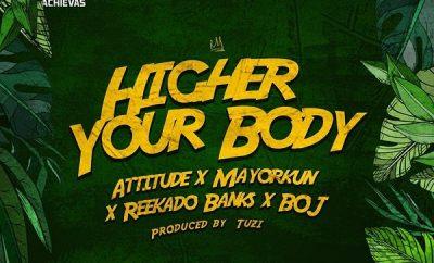 Attitude Higher Your Body