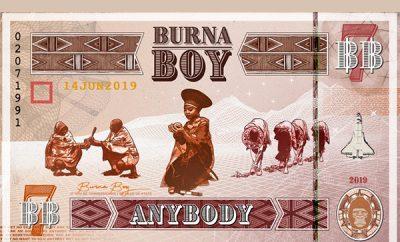 burna boy anybody
