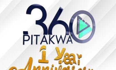 DJ Donak Pitakwa360 1 Year Anniversary Gospel Mix