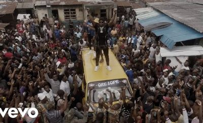 Kizz Daniel Eko video
