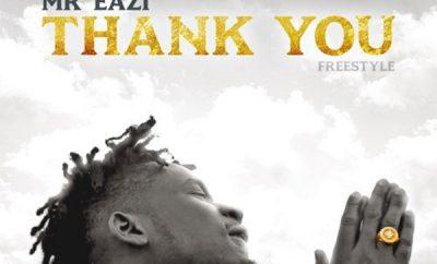 mr eazi thank you