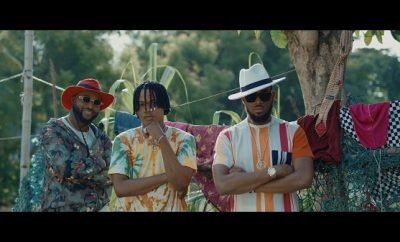 dj neptune ojoro video