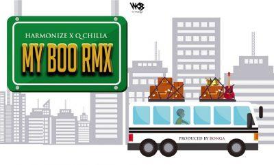 harmmonize my boo remix