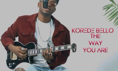 Korede Bello The Way You Are