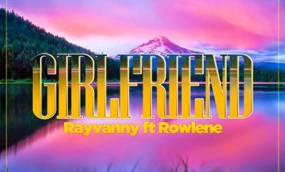 rayvanny girlfriend