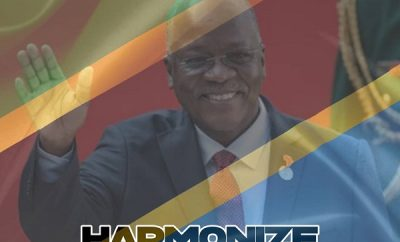 harmonize magufuli