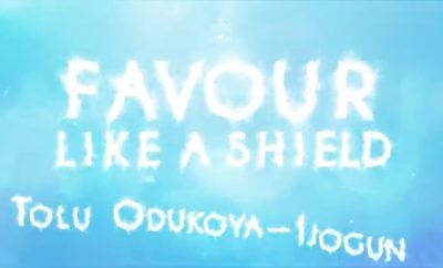 Tolu Odukoya Favour Like a Shield