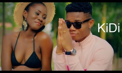 kidi cinderella video