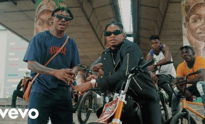 lil kesh nkan be video