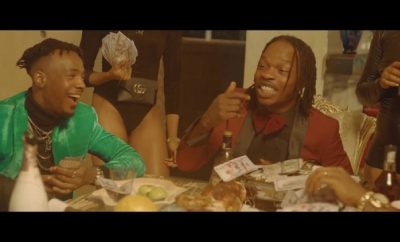 naira marley mafo video