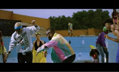 skales oyoyo ft harmonize video