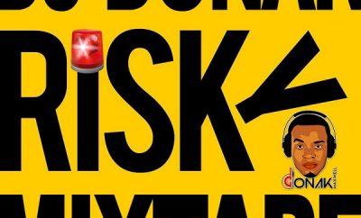 dj donak risky mixtape