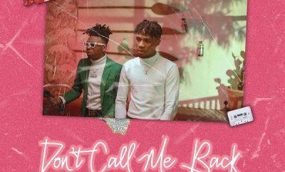 joeboy dont call me back lyrics
