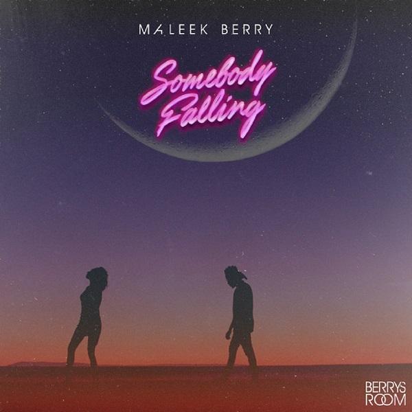 maleek berry somebody falling