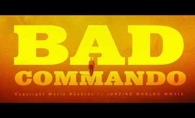 rema bad commando video