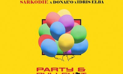 sarkodie party n bullshit