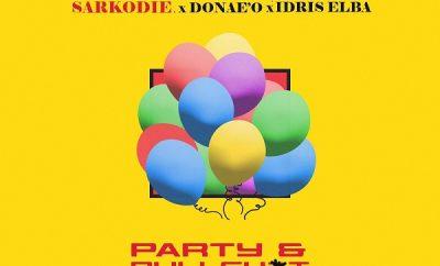 sarkodie party n bullshit