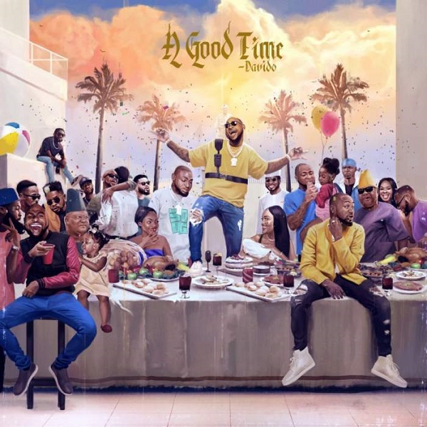 davido a good time full album
