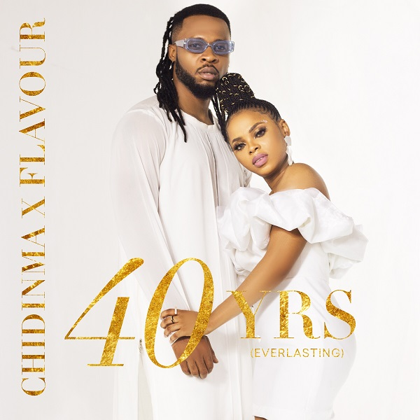 flavour and chidinma 40 yrs ep