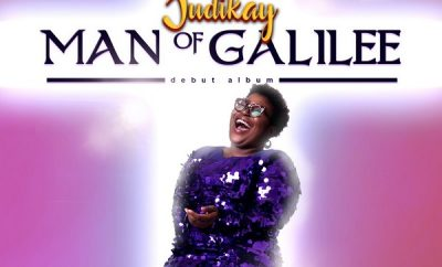 judikay man of galilee album