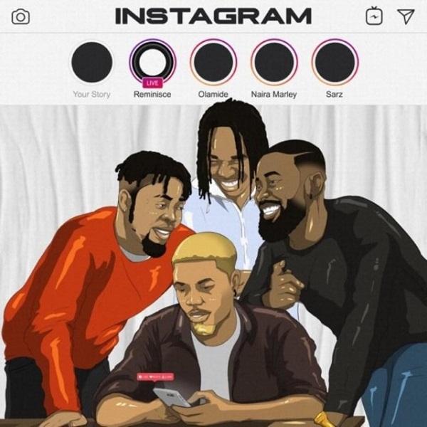 reminisce instagram