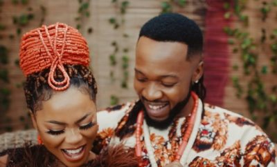 flavour & chidinma 40yrs video
