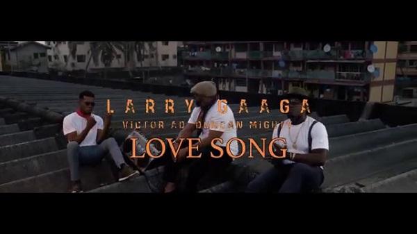 larry gaaga love song video