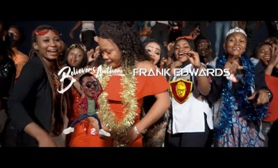 frank edwards believers anthem video