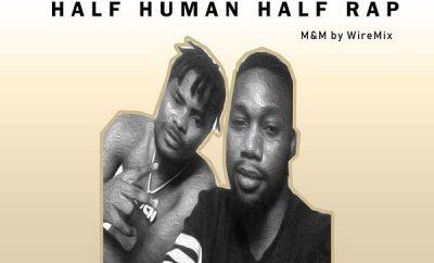 jaybaz half human half rap