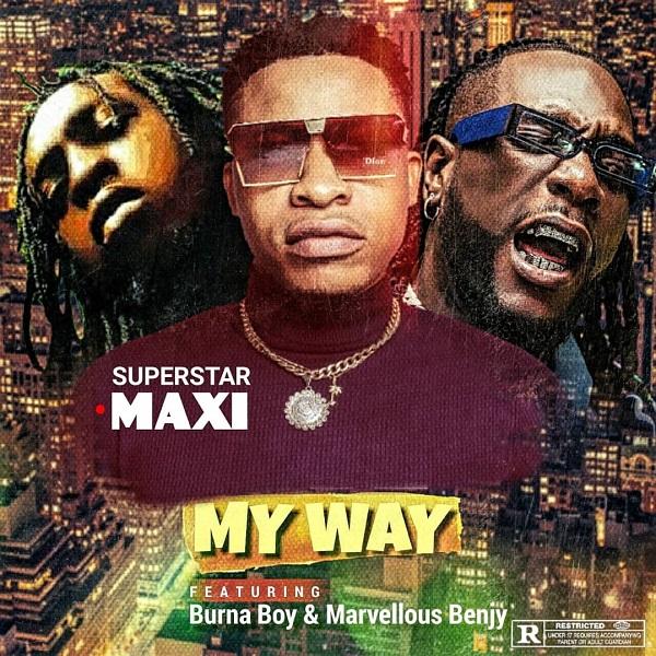 maxi on my way