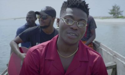 reekado banks rora acoustic version video