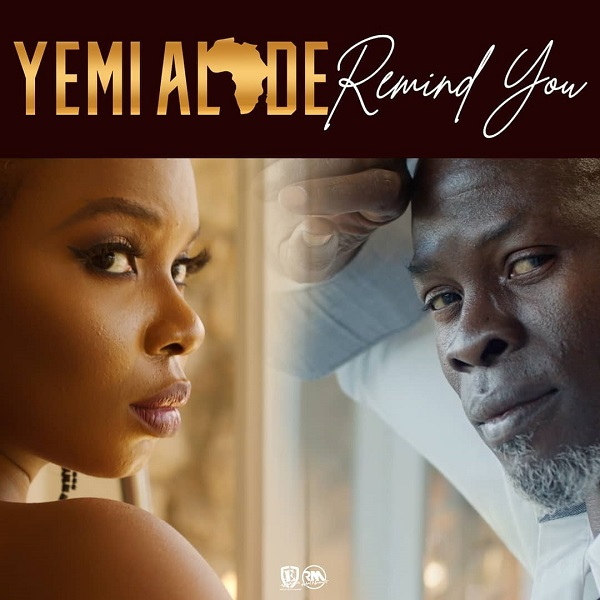 yemi alade remind you video