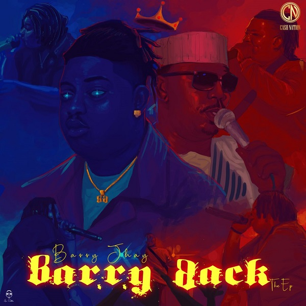 barry jhay only you ft davido