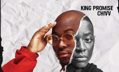 king promise commando remix
