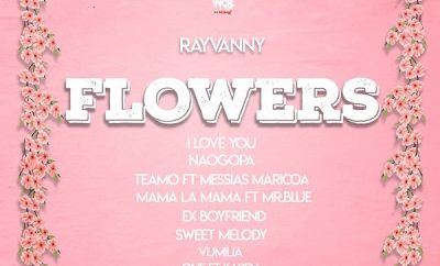 rayvanny flowers ep