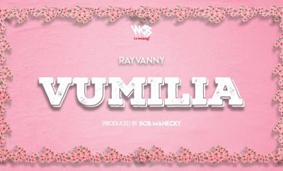 rayvanny vumilia