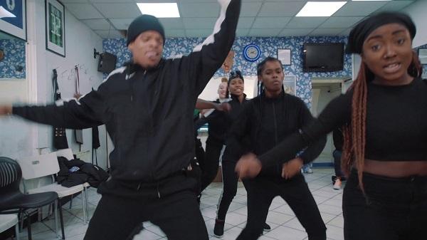 sarkodie bumper dance video