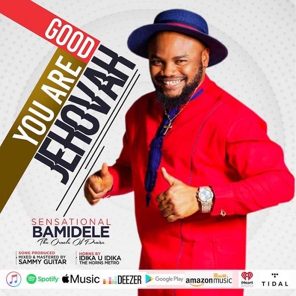 sensational bamidele you are good jehovah