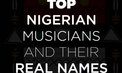 nigerian musicians real names