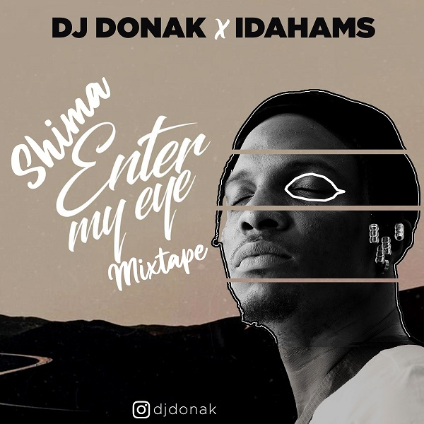 dj donak shima enter my eye mix