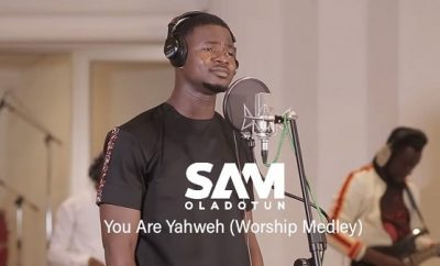 sam oladotun you are yahweh