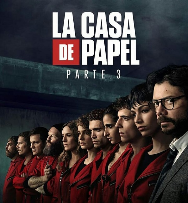 Money Heist Season 3
