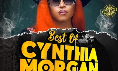 dj donak best of cynthia morgan mix