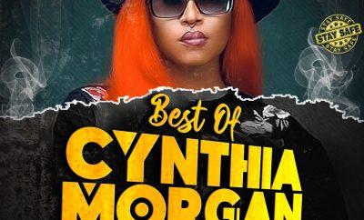 dj donak best of cynthia morgan mix