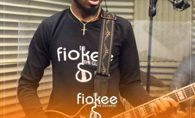 fiokee afrobeats guitar recordings mashup