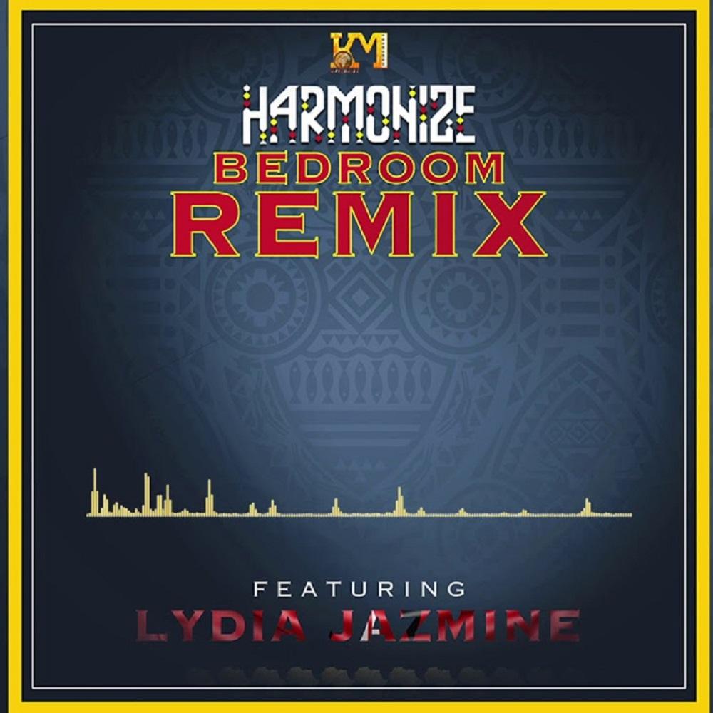 harmonize bedroom remix ft lydia jazmine