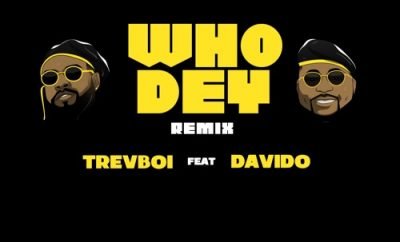 trevboi who dey remix ft davido